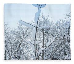 I Stand Alone- Fleece Blanket