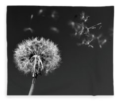 I Wish I May I Wish I Might Love You Fleece Blanket