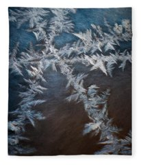 Ice Crossing Fleece Blanket