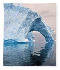 Iceberg Alley Fleece Blanket