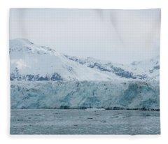 Icy Wonderland Fleece Blanket