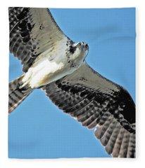 If Looks Could Kill Fleece Blanket
