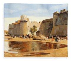 Il Castello Fleece Blanket