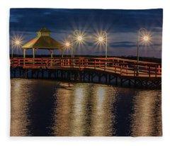 Illuminated Fleece Blanket