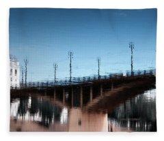 Illusion #28761 Fleece Blanket