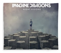 Imagine Dragons Fleece Blanket