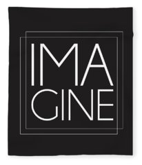 Imagine Fleece Blanket