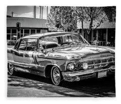 Chrysler Imperial Fleece Blanket