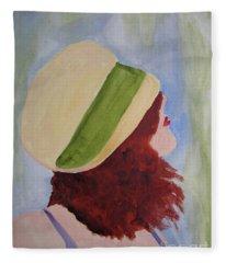 In A Breeze Fleece Blanket