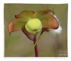In Bloom Fleece Blanket
