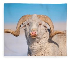 In Charge Fleece Blanket