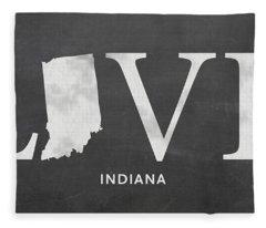 In Love Fleece Blanket