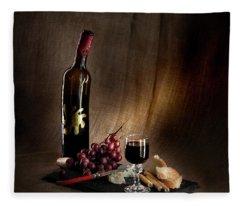 In Love With Chiaroscuro Light Fleece Blanket