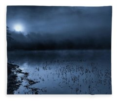 In Nightmares Fleece Blanket