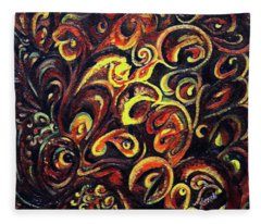 In Search Of  Ultimate Truth Fleece Blanket
