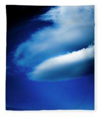 In The Air Fleece Blanket