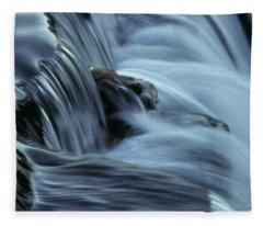 In The Flow Fleece Blanket