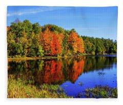 Incredible Pano Fleece Blanket