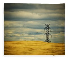 Indiana Dunes National Lakeshore II Fleece Blanket