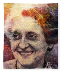 Indira Fleece Blanket