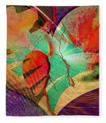 Infatuation Fleece Blanket