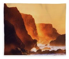 Inferno Fleece Blanket