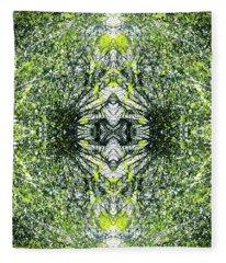 Infinite Bliss Of Oneness #1400 Fleece Blanket