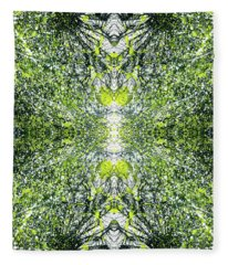 Infinite Bliss Of Oneness #1401 Fleece Blanket
