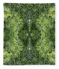 Infinite Bliss Of Oneness #1405 Fleece Blanket
