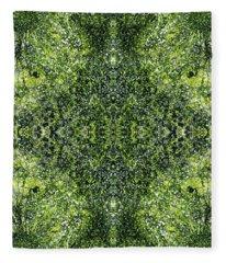 Infinite Bliss Of Oneness #1406 Fleece Blanket
