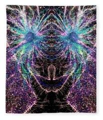 Infinite-dimensional Multiverse #1331 Fleece Blanket