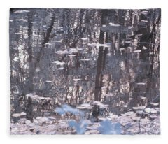 Infrared Reflection Fleece Blanket
