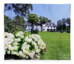 Inn At Stonecliffe Fleece Blanket