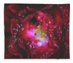 Inner Glow Fleece Blanket