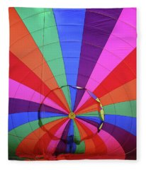 Inside Out Fleece Blanket