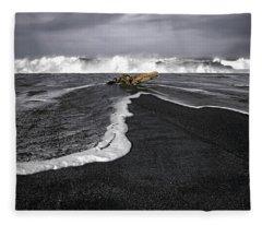 Inspirational Liquid Fleece Blanket