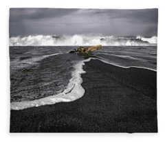 Inspirational Liquid Fleece Blanket