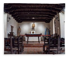 Interior Mission Espada Fleece Blanket