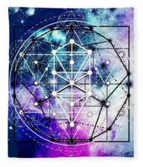 Intertwined  Fleece Blanket