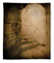 London, England - Into The Light II Fleece Blanket