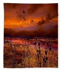 Intuition Fleece Blanket