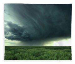 Irrigation Fleece Blanket