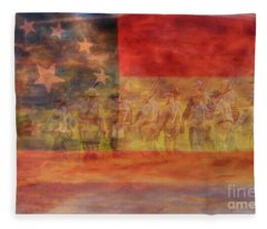 Is Mississippi Ready For This Day Gettysburg Fleece Blanket
