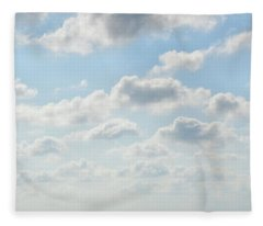 Island Skies Fleece Blanket