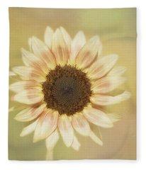 It's A Sunshine Day Fleece Blanket