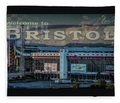 Its Bristol Baby Fleece Blanket