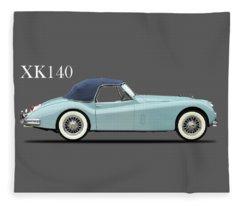Car Fleece Blankets
