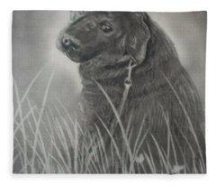 Jake The Dog Fleece Blanket