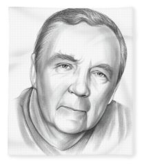 James Patterson Fleece Blanket