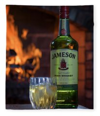 Jameson By The Fire Fleece Blanket